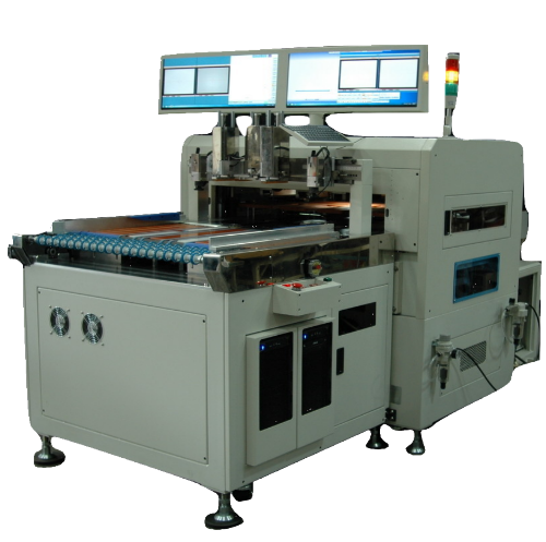 APE3000 (Auto Post-Etch Punch system)